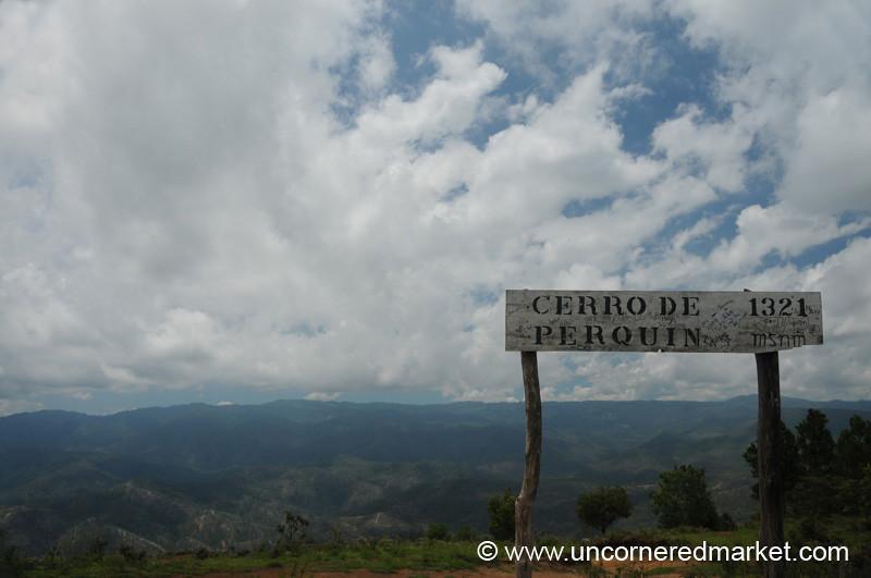 Cerro de Perquin - Nicaragua