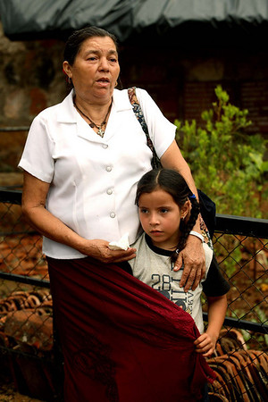 Rufina Amaya, Survivor of the El Mozote Massacre, El Salvador (Panetta)