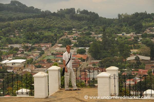 Ataco's Aerial View - Ataco, El Salvador