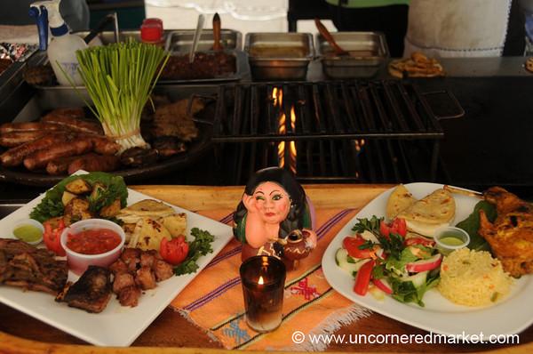 Juayua Food Festival - Juayua, El Salvador