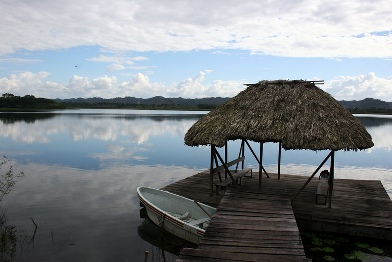 Lake Peten Itza