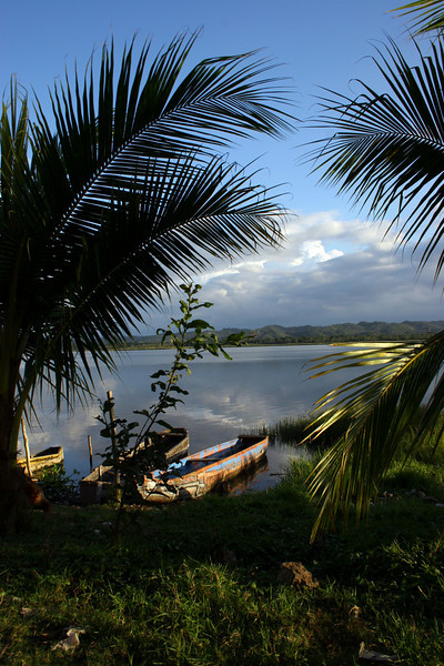 The Lake from a locals house, taken by Caroline!