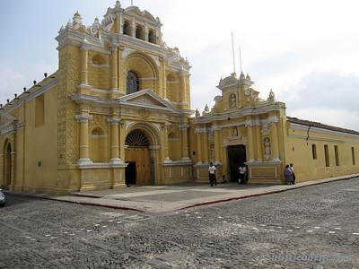 Antiguan Church