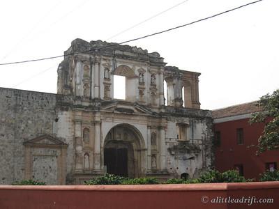 Antiguan Street Corner