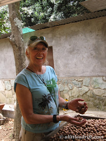 Emily from Valhalla Nut Farm