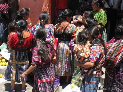 Women at Chichi Market
