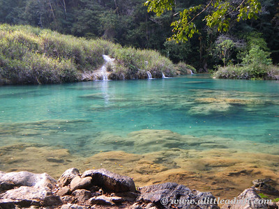 Day Trip Semuc Champey Waters