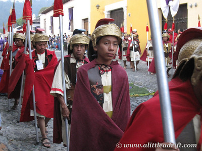 Children Play Romans