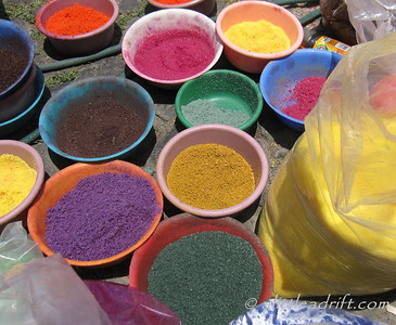Pots of Color for Semana Santa
