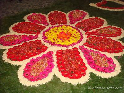 Full Flower Carpet