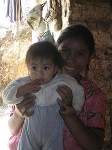 Happy Guatemalan family!