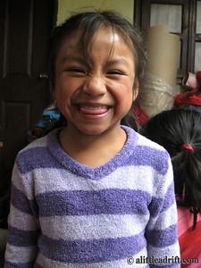 Guatemalan Child