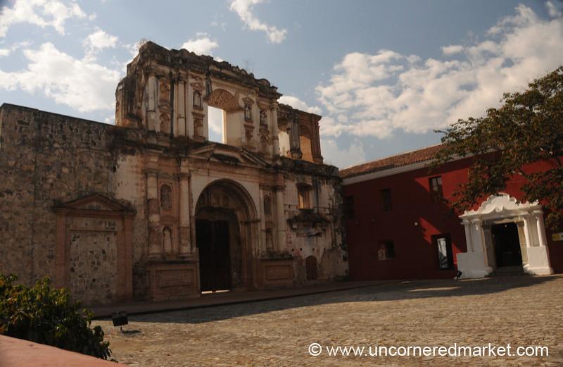 San Augustin Church - Antigua, Guatemala