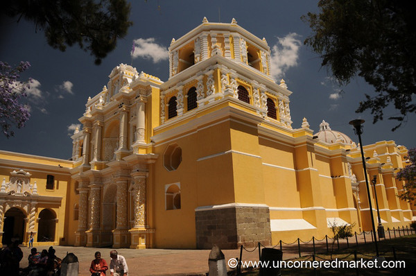 La Merced Church - Antigua, Guatemala