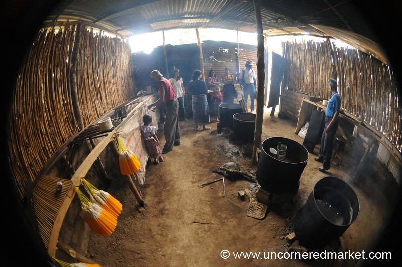 Kiva Borrower Business, Candle-Making - San Pedro Sacatepequez, Guatemala