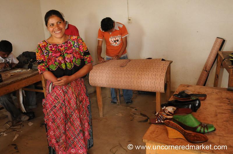 Kiva Borrower Business - Chesuc, Guatemala