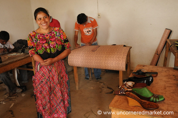 Kiva Borrower Business - Chesuc, Guatemala