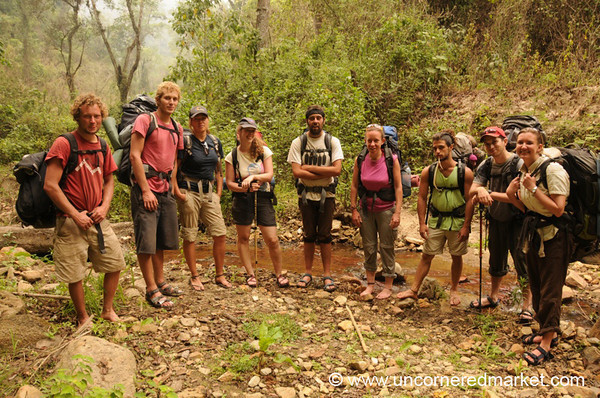 Hiking to Lake Atitlan with Quetzal Trekkers, Guatemala