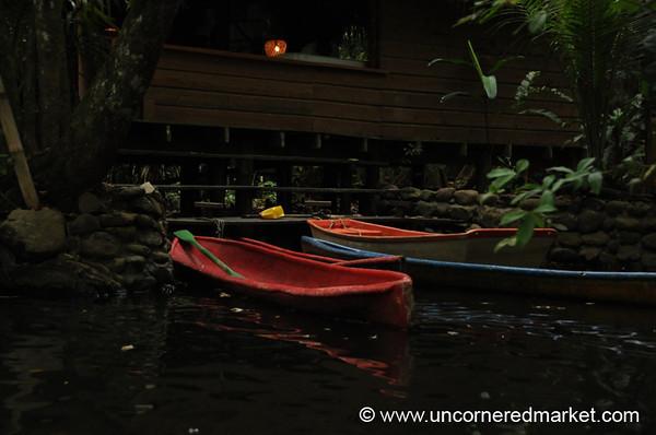 Row Boats - Lake Izabel, Guatemala