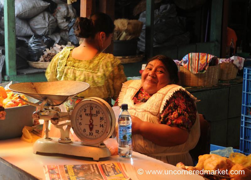 Indigenous Market - Xela, Guatemala