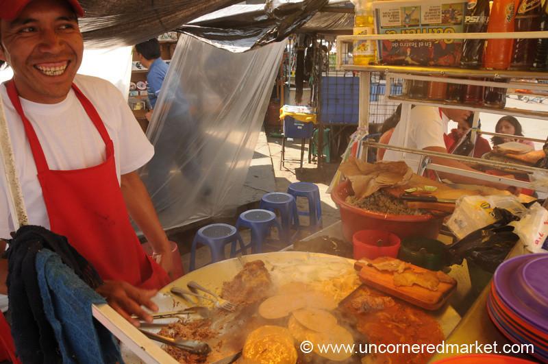 Taco Master - Xela, Guatemala