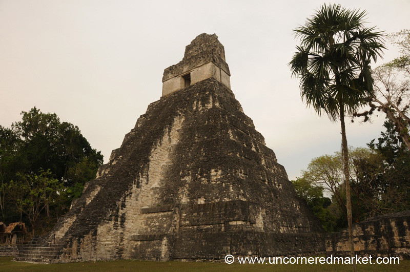 Temple of the Grand Jaguar - Tikal, Guatemala