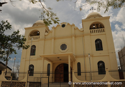 Flores Church - Guatemala