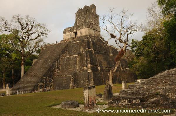 Tikal's Temple 2 - Guatemala