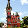Yurrita Church, Guatemala City