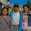 Local Guatemalan family.