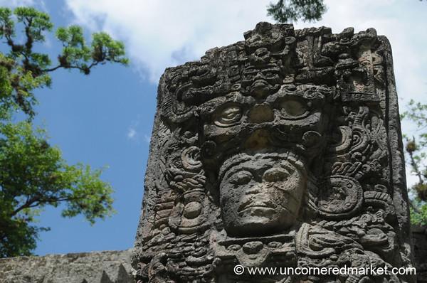 Copan Ruins, Majestic View - Honduras