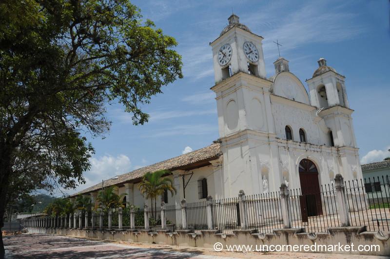Iglesia de San Marcos - Gracias, Honduras