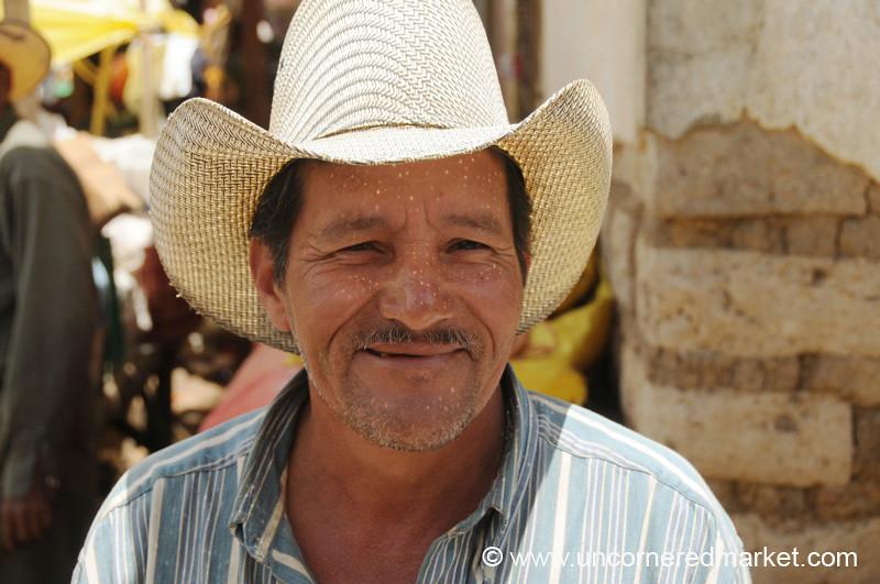 Friendly Honduran Guy - La Esperanza, Honduras