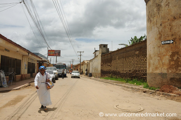 La Esperanza Street Scene, Honduras
