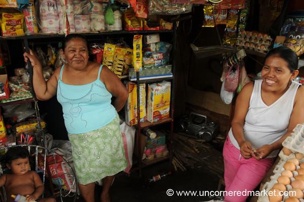 Three Generations Together - Masaya, Nicaragua