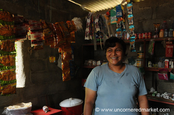 Expanding the Family Shop - Masaya, Nicaragua
