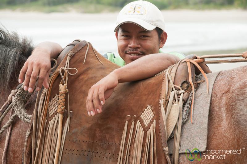 Horse Expert at Morgan's Rock - Nicaragua