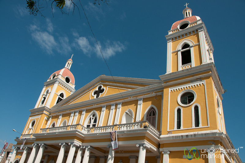 Granada Cathedral - Nicaragua