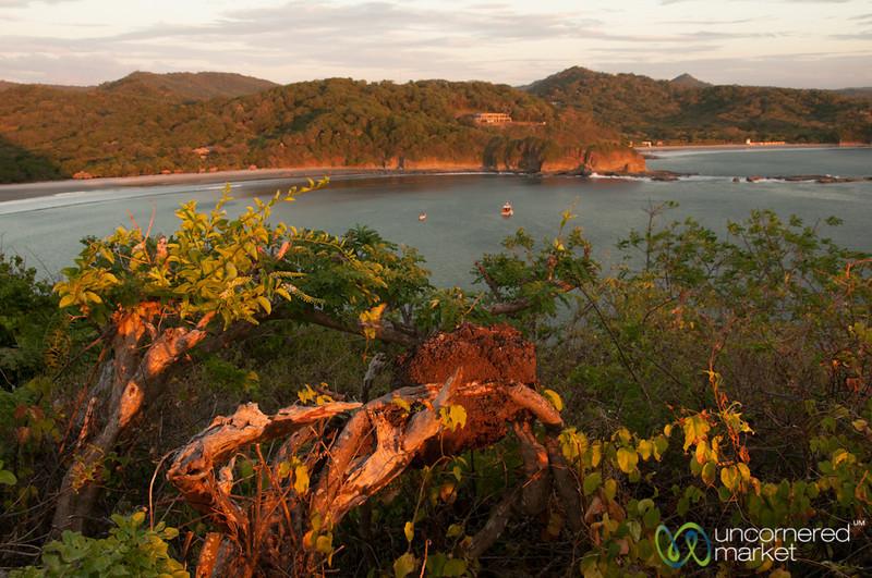 Nicaragua's Pacific Coast - Morgan's Rock