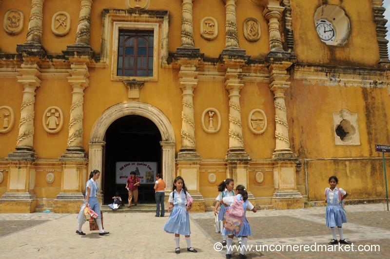 Leon, Nicaragua: School's Out