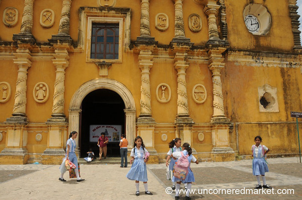 Leon, Nicaragua: School's Out