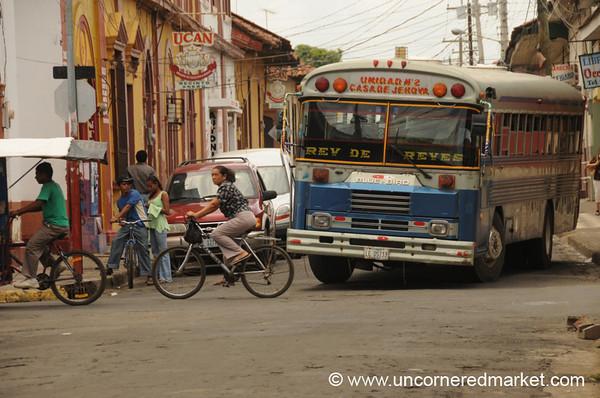 Leon, Nicaragua: A Little Unsteady
