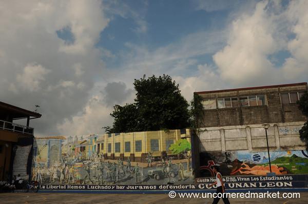 Leon, Nicaragua: Murals