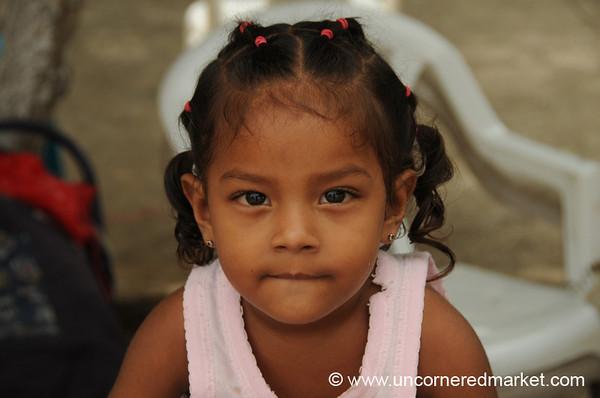 Leon, Nicaragua: Nicaraguan Girl