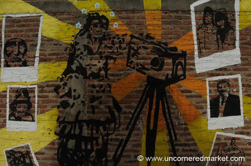 Esteli, Nicaragua: Street Art