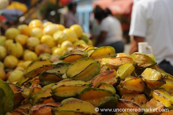Esteli, Nicaragua: No Shortage of Starfruit