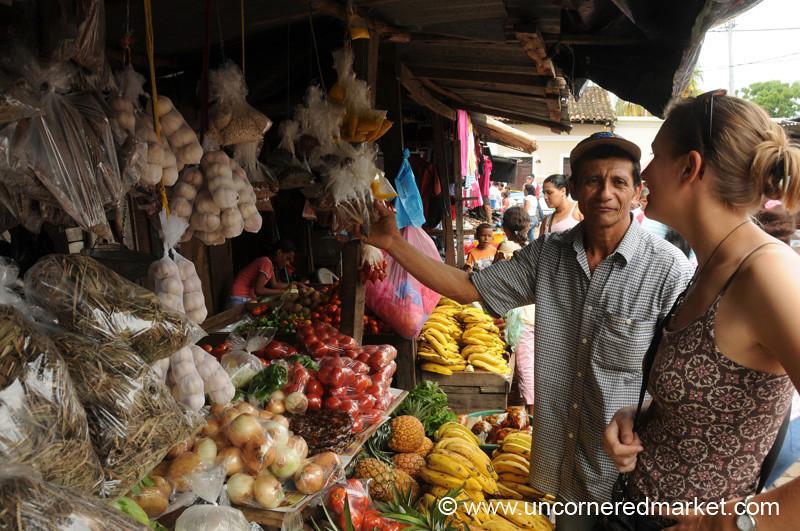 A Lesson in Herbs - Granada, Nicaragua