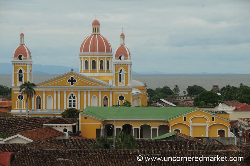 Granada, Nicaragua - Cathedral