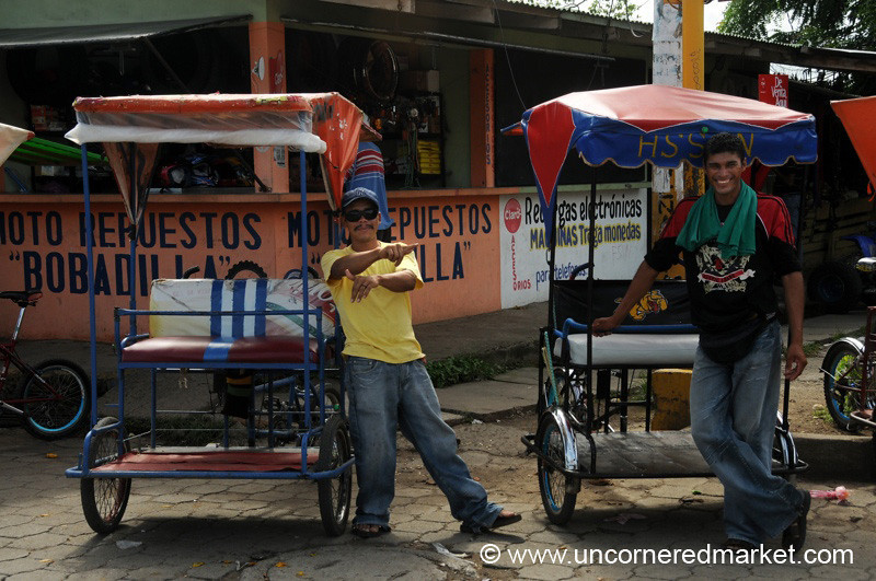 Hanging Out - Rivas, Nicaragua