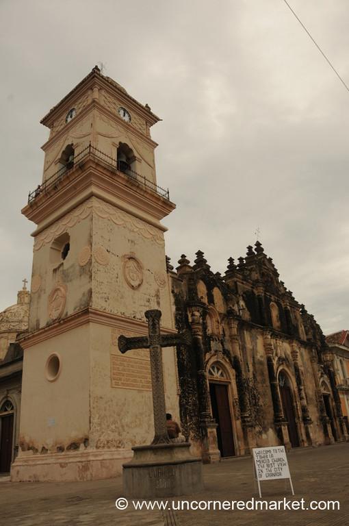 La Merced Church - Granada, Nicaragua